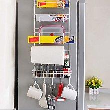 Refrigerator Side Shelf, Fridge Hanging Rack,