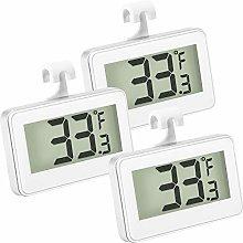 Refrigerator Thermometer Digital Freezer