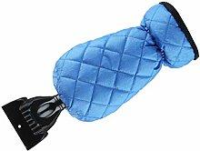 Regard Natral Ice Scraper with Glove Scalable mitt