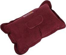Regatta Inflatable Sleeping Bag Pillow - Burgundy