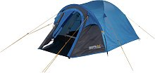Regatta Kivu 2 Man 2 Room Dome Camping Tent