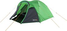 Regatta Kivu 3 Man 1 Room Dome Camping Tent