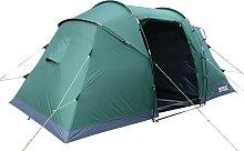 Regatta Kivu 4 Man Tent - Green