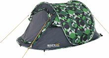 Regatta Malawi 2 Man 1 Room Pop Up Tunnel Camping