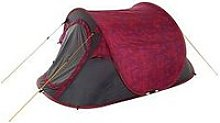 Regatta Malawi 2-Man Pop-Up Tent - Red