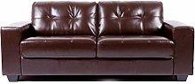 Regatta - New 3 + 2 Brown Leather Sofa Suite