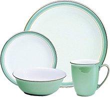Regency Green 4 Piece Tableware Set