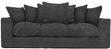 Regent Upholstery - Dylan 4 Seater Sofa - Jumbo