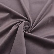 Regents Lux Fire Retardant Plain Soft Velvet