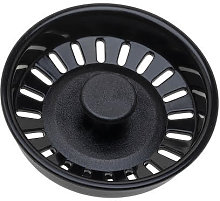 Reginox 90mm Basket Strainer Waste and Flange -