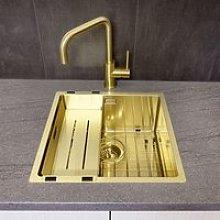 Reginox Miami Gold Colander - R 3003 GOLD COLANDER