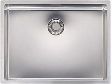 Reginox New Jersey 1 Bowl Stainless Steel Kitchen