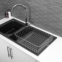 Reginox Square Chrome Plated Wire Basket - CWB 10