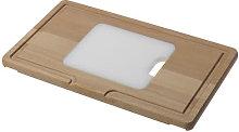 Reginox Wooden Chopping Board with Detachable