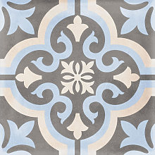 Regis Classic Light 330 x 330mm Tile - Pack of 11 - Covers 1.2m2