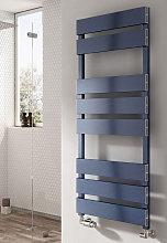 Reina Fermo Flat Panel Heated Towel Rail 710mm H x