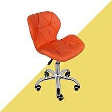 Reis Desk Chair Hashtag Home Upholstery Colour: