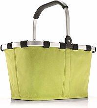 Reisenthel Carrybag Shopping Basket Kiwi M green
