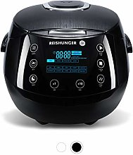 Reishunger Digital Rice Cooker (1.5 l / 860 W /