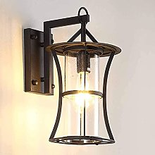 Rekaf New Chinese Antique Outdoor Wall Lamp Wall
