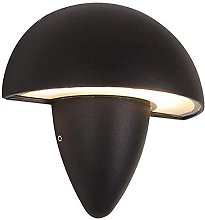 Rekaf Outdoor Waterproof Mushroom Led Wall Light