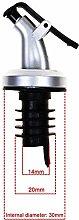 Rekkles Olive Oil Bottle Sprayer Spout Liquor