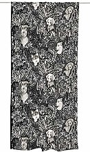 Rekku Curtain 140x240 cm grey