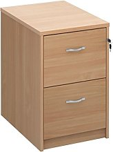 Relax Office Deluxe 500mm Wooden Filing Cabinet