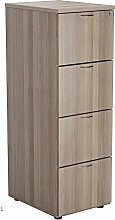 Relax Office Smart 540mm Wooden Filing Cabinet