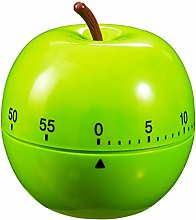 Relaxdays 10027935_53 Kitchen Timer Apple,
