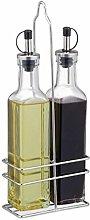 Relaxdays 10029996 Oil & Vinegar Dispenser, Pour