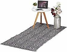 Relaxdays Carpet Runner, Cotton, Non-Slip Kitchen