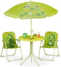 Relaxdays Children's Camping Furniture Set