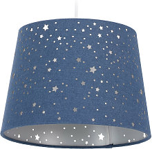 Relaxdays Children's Hanging Lamp with Star