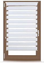 Relaxdays Double Blinds, Klemmfix without