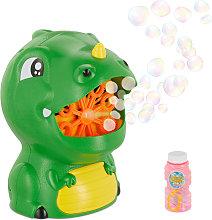 Relaxdays dragon bubble machine, automatic