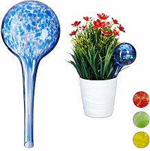 Relaxdays Globes, Regulated Irrigation for Plants