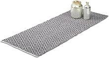 Relaxdays Hallway Carpet Rug, 80 x 200 cm,