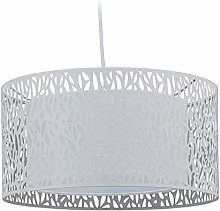 Relaxdays Hanging Lamp for Living, Bed, and Dining