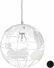 Relaxdays Hanging lamp Sphere, Pendant Lamp with