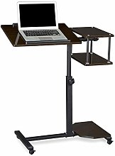 Relaxdays Height-Adjustable Notebook Stand/Sofa