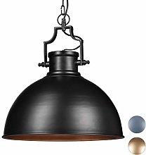 Relaxdays Industrial Design Pendant Light in