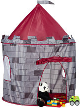 Relaxdays Knight's Castle Play Tent, Medieval