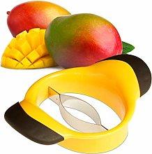 Relaxdays Mango Slicer, Split & Core Mangos,