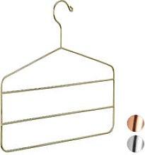 Relaxdays Multi Hanger for Pants, Skirts &