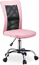 Relaxdays Office Desk, Height-Adjustable Swivel