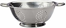Relaxdays Stainless Steel Kitchen Sieve with