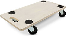 Relaxdays Transport Roller Rolling Dolly for