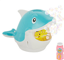 Relaxdays whale bubble machine, automatic
