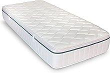 Relaxsan Breeze Foam Mattress, White, Single